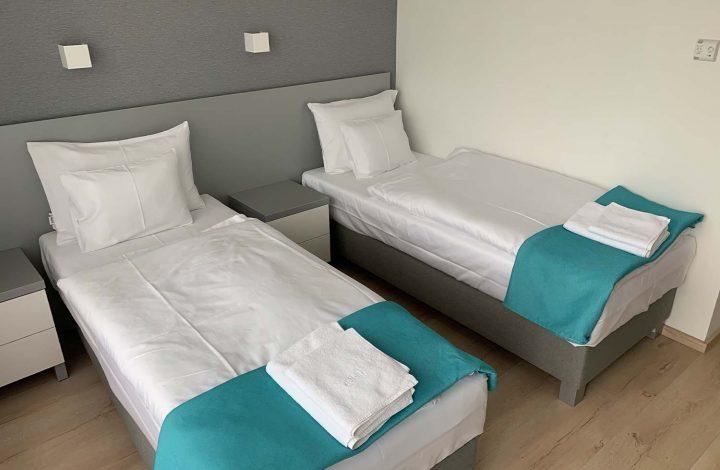 Standard 2 ágyas szoba – 34.000 Ft/éj